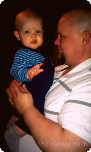 Bobby and Noah 2 - 12/7/11