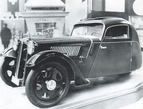 1934 Framo Stromer