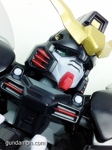 SD Gundam Online Deathscythe Hell Custom Toy Figure Unboxing Review (31)