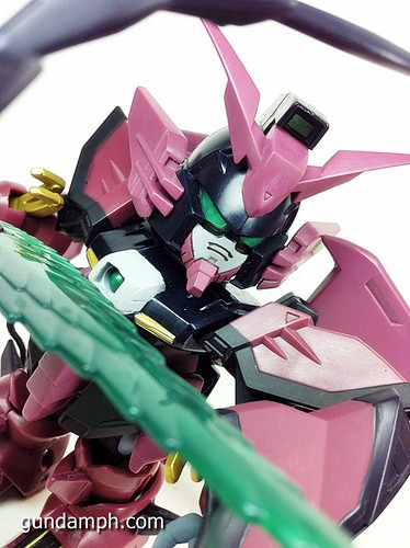 SD Gundam Online Capsule Fighter EPYON Toy Figure Unboxing Review (39)
