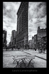Flatiron building - À table!