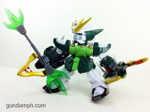 SD Gundam Online Capsule Fighter ALTRON Toy Figure Unboxing Review (31)