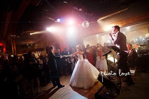 Stunning pictures of Kris Allen singing at cousin's wedding in Fayetteville, Arkansas