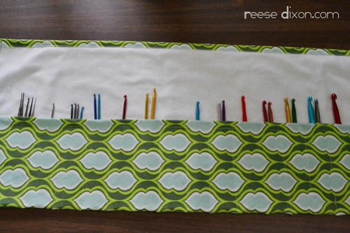 Needle Roll Tutorial Step 8