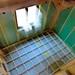 Student sIngle bedroom - Brockwood Park School Pavilions Project