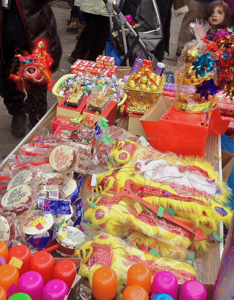 Chinese New Year Souvenirs - NYC