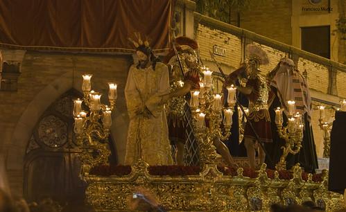 Señor del Silencio en el Desprecio de Herodes by Franmuve