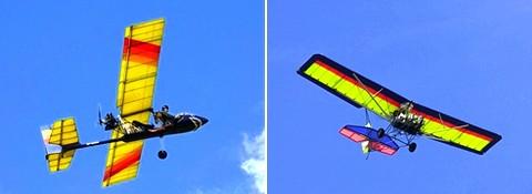 Ultralight & Microlight Aircraft