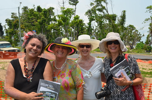 Licuala WINQ Writers featured in Cyclone Yasi, Our Stories.