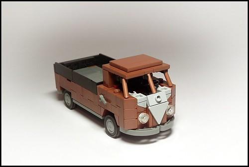 VW Type 2 Pick-up