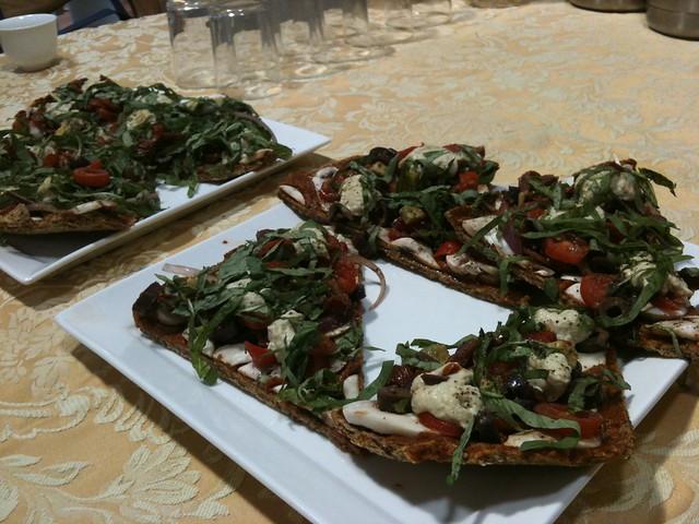 The Raw Kitchen | Raw Pizza