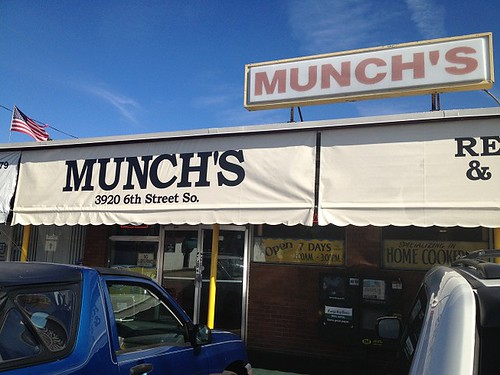 Munchs Sign