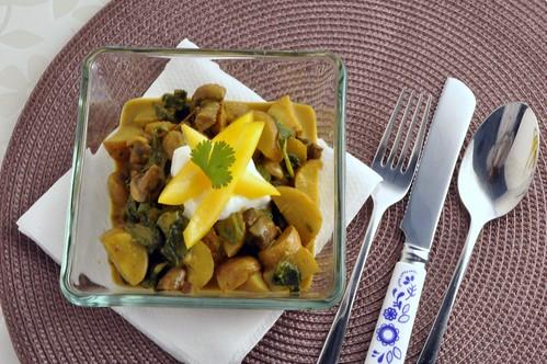 Potato Spinach 030