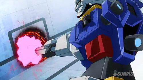 Gundam AGE Episode 15 Those Tears Fall in Space Youtube Gundam PH (15)