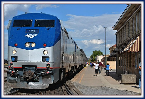 California Zephyr @ Grand Junction Colorado by Loco Steve