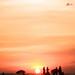 Liwliwa sunset
