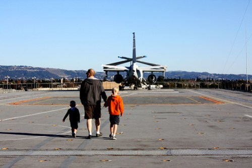 USS Hornet picture by wendy copley, all rights reserved