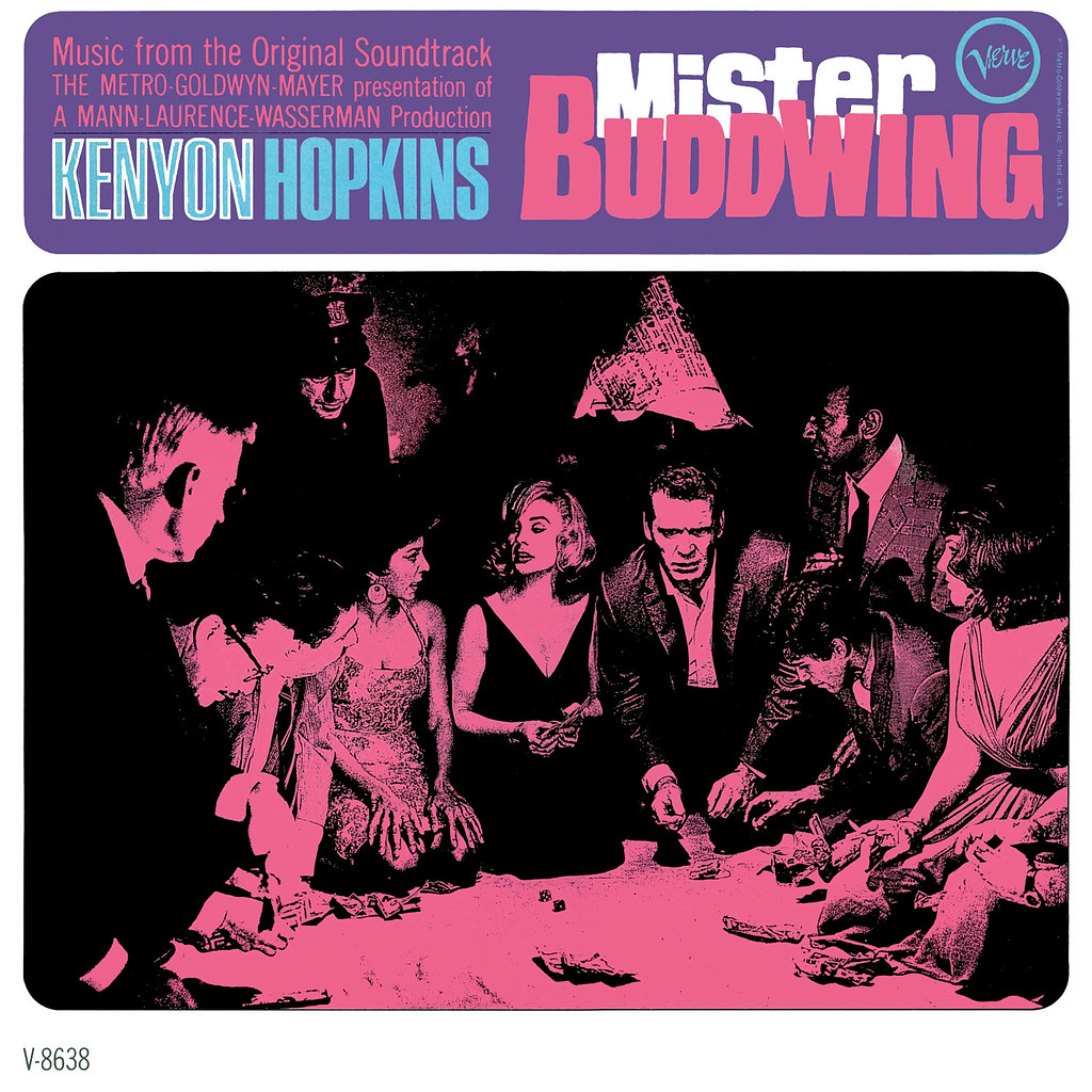 Kenyon Hopkins - Mister Buddwing