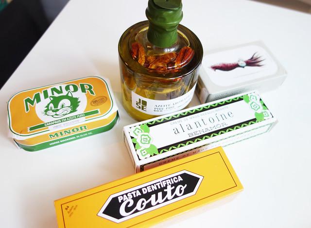 Lisbon souvenirs