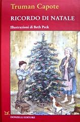 Truman Capote, Ricordo di Natale, Donzelli 2011; ill. col. di Beth Peck [resp. grafica non indicata]. cop. (part.), 1