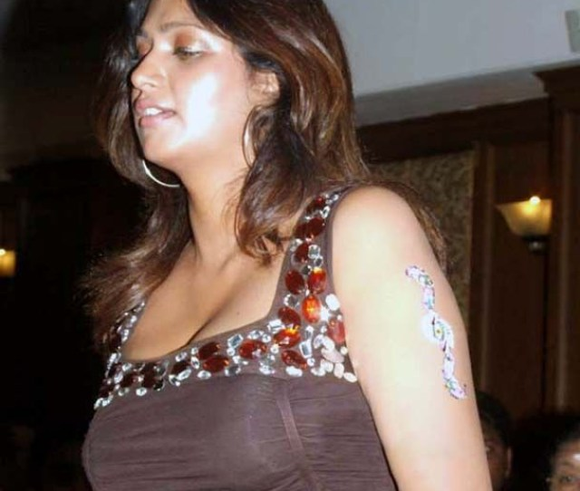 Desi Mallu Aunty