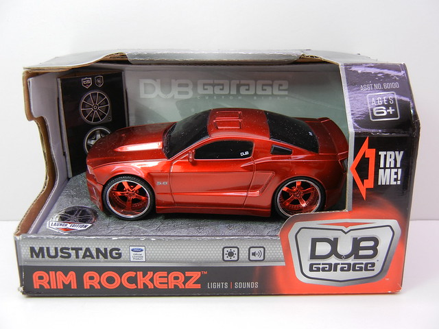 dub garage rim rockerz mustang