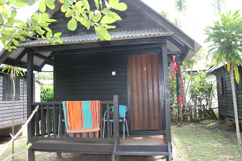 Bungalow in Cherating