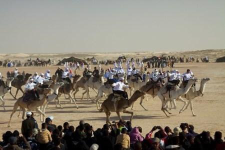 Festival del Sahara, Douz