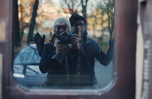 jag och björn i krakow