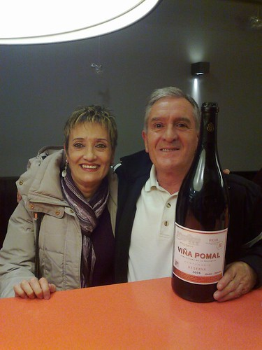 ganadores viña pomal by Pazo Doval Marisqueria