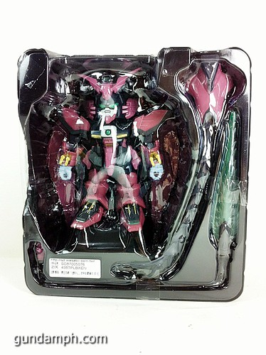 SD Gundam Online Capsule Fighter EPYON Toy Figure Unboxing Review (10)