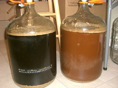 stout and amber brews