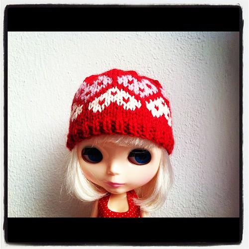 Hearts Queen Blythe Hat