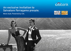 Salvatore Ferragamo Presale 30 Nov - 2 Dec 2011