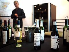 The Spanish Wine Inquisition. World Gourmet Series Wine & Restaurant Experience 2011 WRX Wine Journey