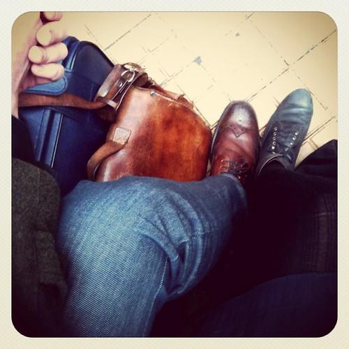 skor på hovedbanegården