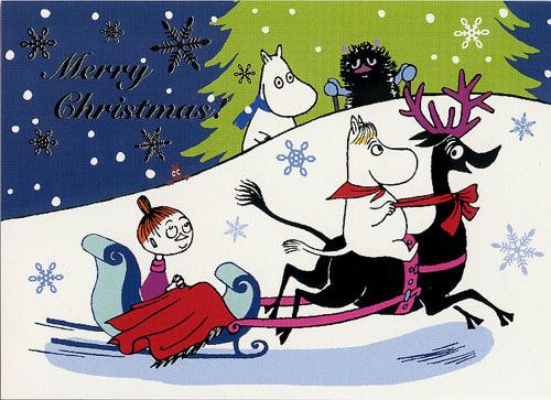 Moomin Merry Christmas
