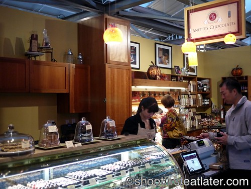 Annette's Chocolates, Oxbow Public Market
