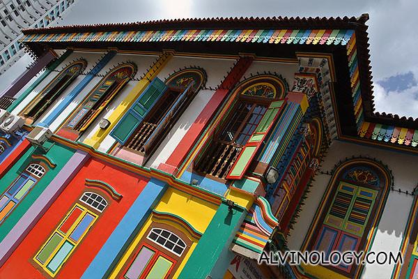 Residence of Tan Teng Niah