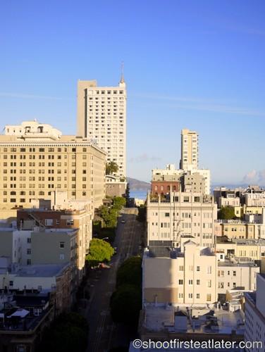 Marriott Hotel, Union Square San Francisco-21
