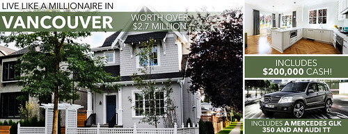 Vancouver Prize Home