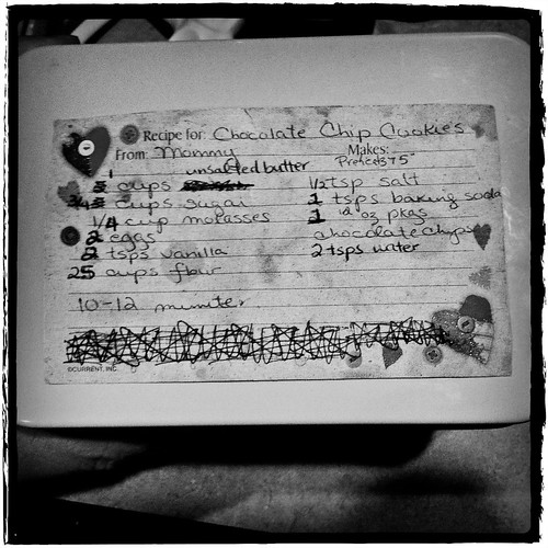 Well loved recipe.