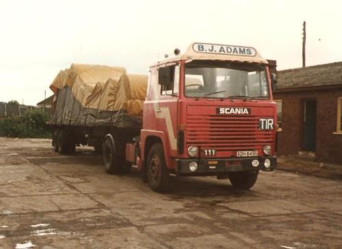 Scania 111 -  XDH 849S