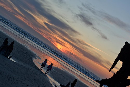 Fort Stevens Beach
