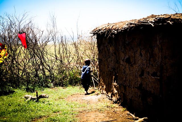 A Masaai Home (2)