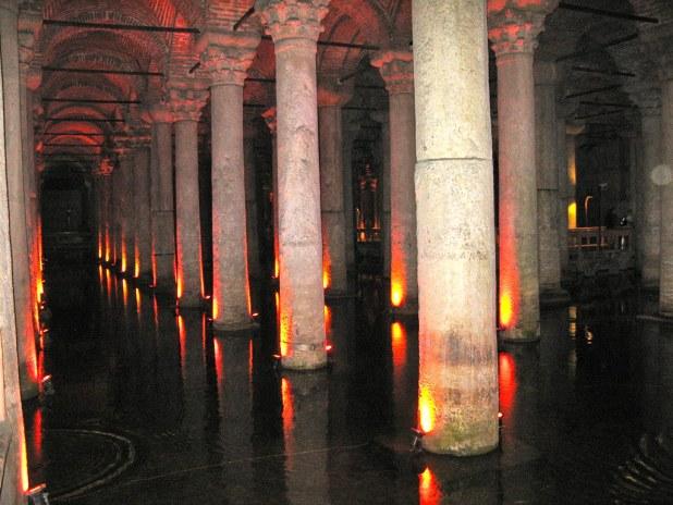Cisternas Sumergidas Yerebatan