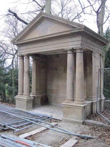 Stewart Park Temple