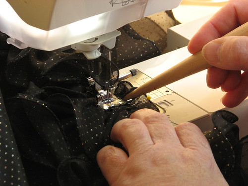 Fabric Pusher 2