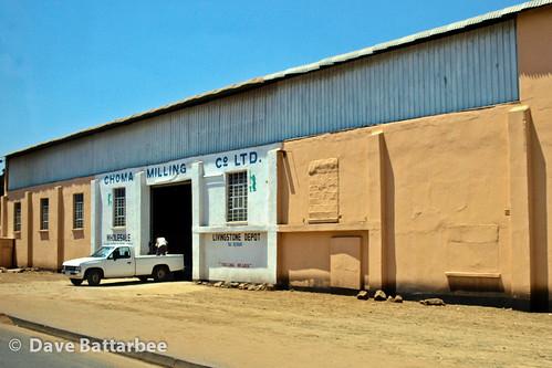 Grain wholesaler