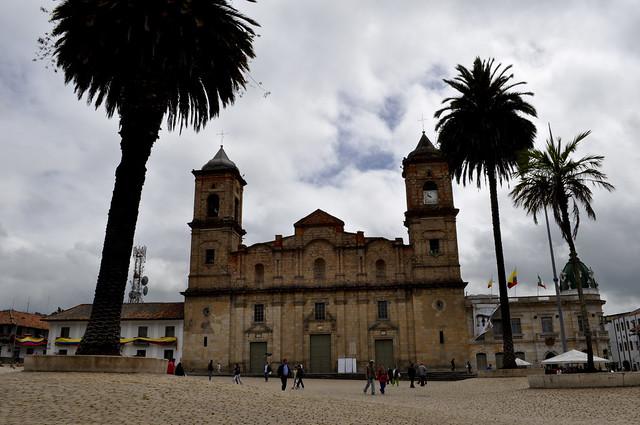 Zipaquira square